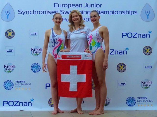 Junioren EM 2013 Duett