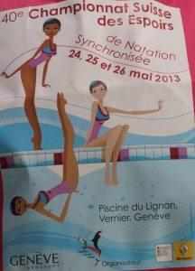 Schweizerische Jugendmeisterschaft 2013 in Genf