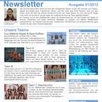 Newsletter 2013-01