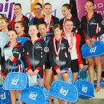 Regionalmeisterschaft Synchronschwimmen Zentralschweiz West 14./15. März 2015